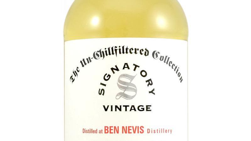 Signatory Vintage Ben Nevis 0.7 Ltr