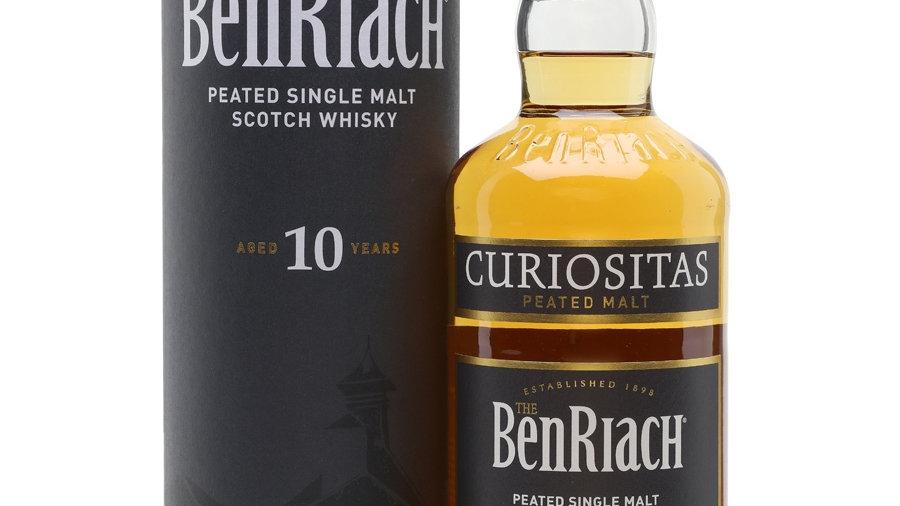 Benriach Curiositas 0.7 Ltr