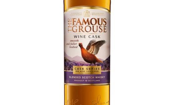 Famous Grouse Wine Cask 0.7 ltr