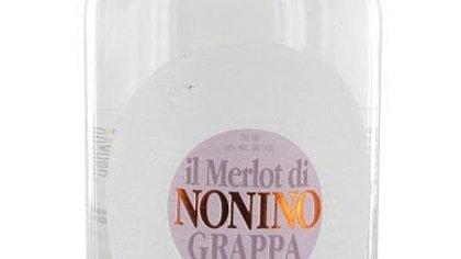 Grappa Nonino Merlot 0.7 Ltr