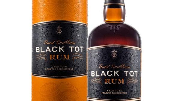 Black ToT Rum 0.7 Ltr