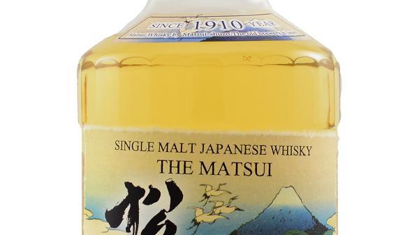 Matsui Single Malt Mizunara Cask 0.7 Ltr
