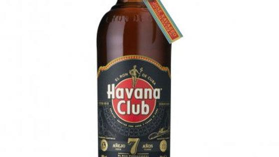 Havana Club 7 jaar 0.7 Ltr