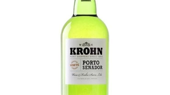 Krohn White port 0.75 Ltr