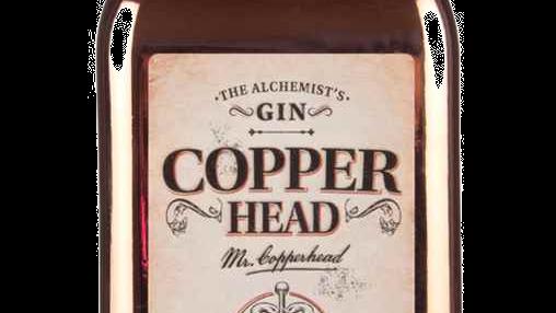 Copperhead Gin 0.5 Ltr