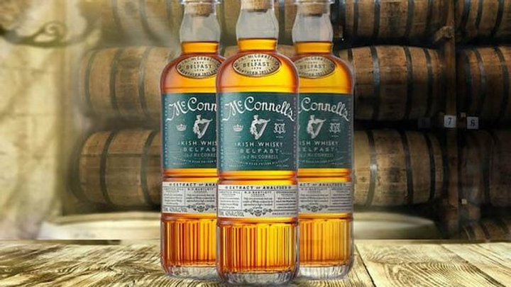 Mc Connell's Whisky 0.7 Ltr