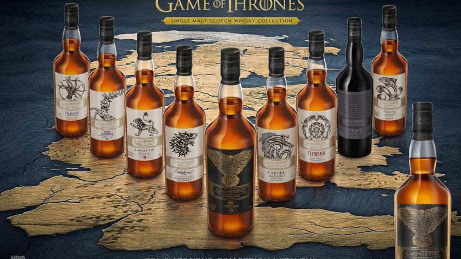 Game of Thrones Volledige set Compleet
