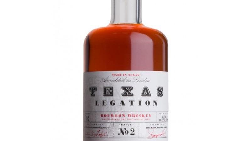 Texas Legation Bourbon Whiskey Batch 2 0,7