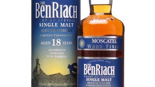 Benriach Moscatel 18 Jaar 0.7 Ltr