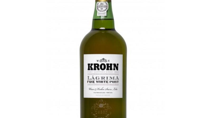 Krohn White Lagrima 0.75 Ltr