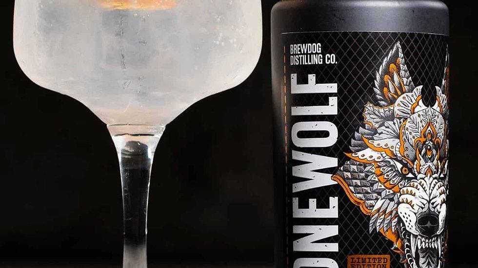 BrewDog Lone Wolf Gunpowder Gin 0.5L