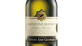 Manzoni Bianco Tenuta San Giorgio 0.75 Ltr
