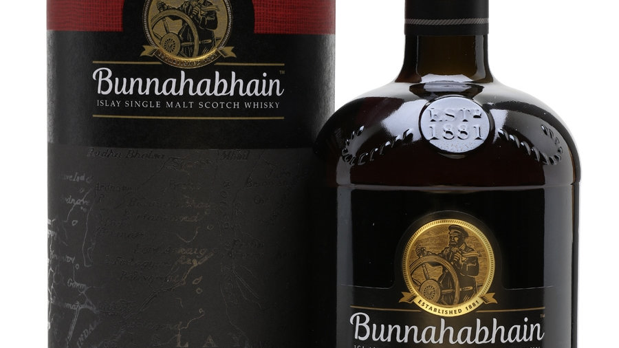 Bunnahabhain 12 jaar 0.7 Ltr