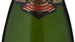 Cremant D'Alsace Cuvee Brut Calixte 0.75 Ltr