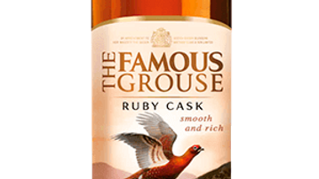 Famous Grouse Ruby Cask 0.7 ltr