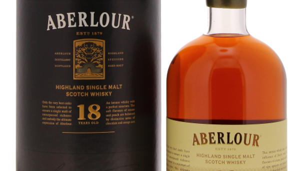 Aberlour 18 Jaar (0.5L)