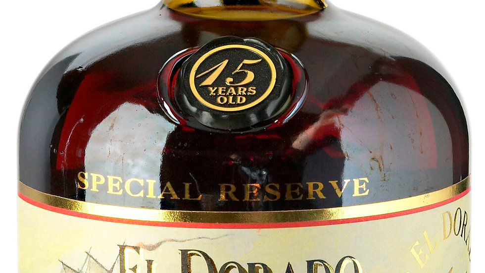 El Dorado 15 jaar 0.7 Ltr
