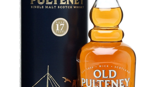 Old Pulteney 17 jaar 0.7 Ltr