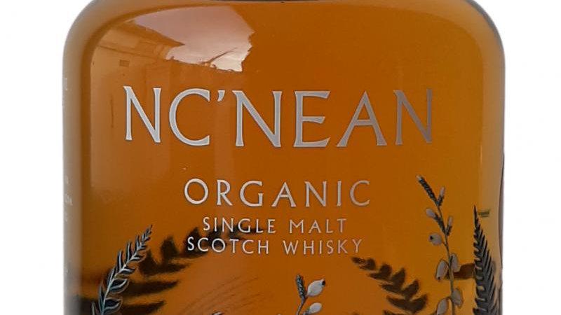 NC'NEAN Batch 2 Organic Single Malt 0.7 Ltr
