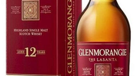Glenmorangie Lasanta 12 Jaar 0.7 Ltr