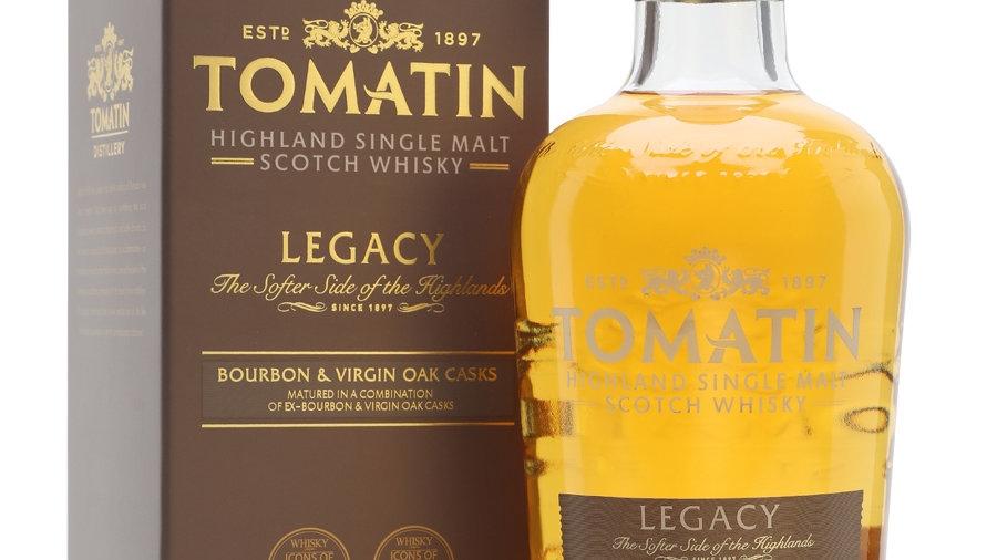 Tomatin legacy 0.7 Ltr