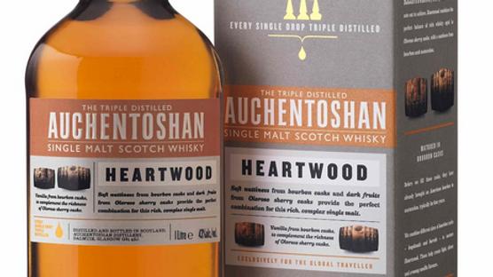 Auchentoshan Heart Wood 1.0 Ltr