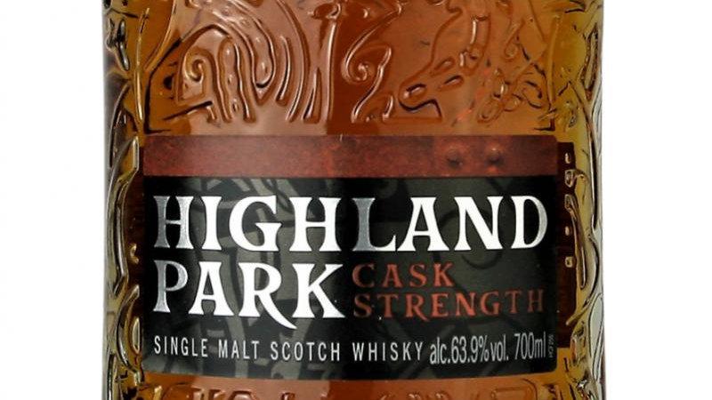 Highland park Cask Strength Batch 2  0.7 Ltr