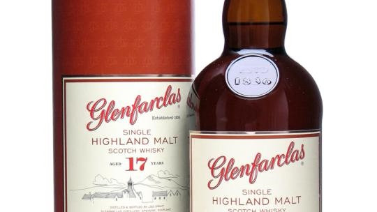 Glenfarclas 17 jaar 0.7 Ltr
