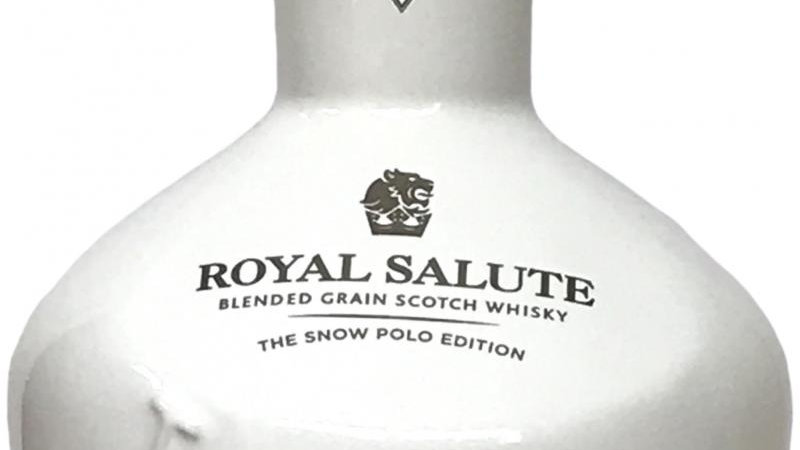 Royal Salute The Snow Polo 0.7 Ltr