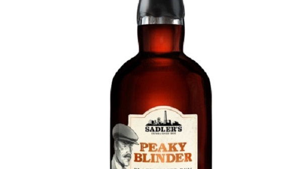 Peaky Blinder Black Spiced Rum 0.7 Ltr