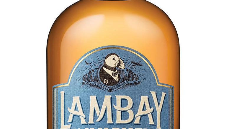 Lambay Blend Whiskey 0.7 Ltr