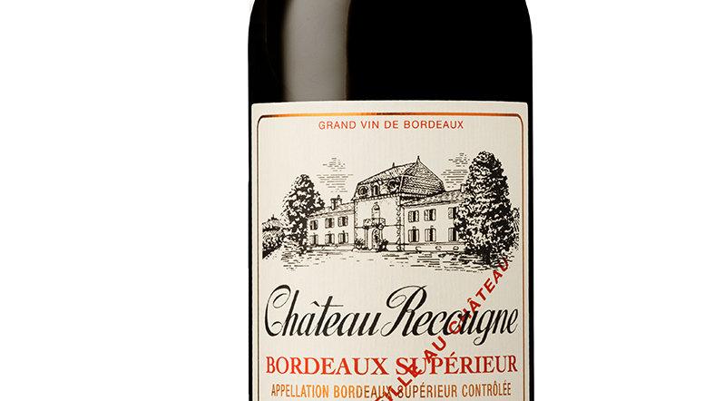 Château Recougne 2016 0.75 LTR