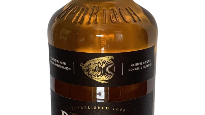 Benriach peated Cask Strength 0.7 Ltr