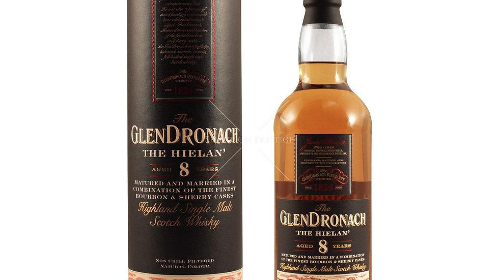 Glendronach 8 jaar 0.7 Ltr
