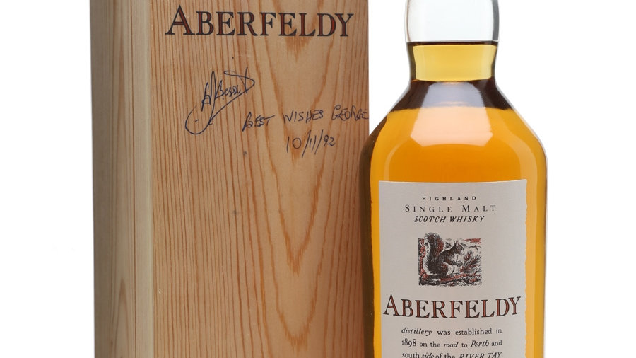 Aberfeldy 15 jaar Flora & Fauna 0.7 Ltr