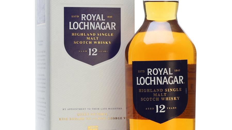 Royal Lochnagar 12 jaar 0.7 Ltr