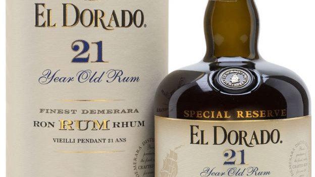 El Dorado 21 Jaar 0.7 Ltr