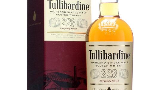 Tullibardine Burgundy cask 0.7 Ltr
