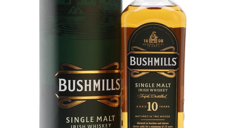 Bushmills Malt 10 jaar 0.7 Ltr