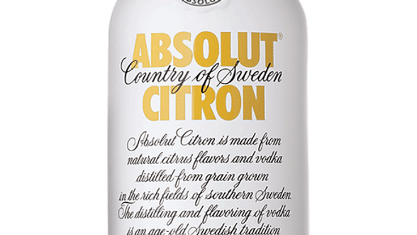 Absolut Citron 0.7 Ltr