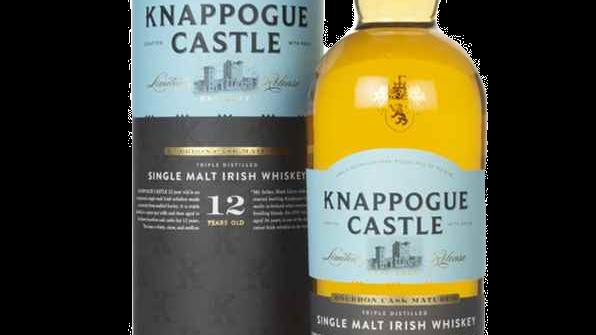 Knappogue Castle 12 Jaar 0.7 Ltr