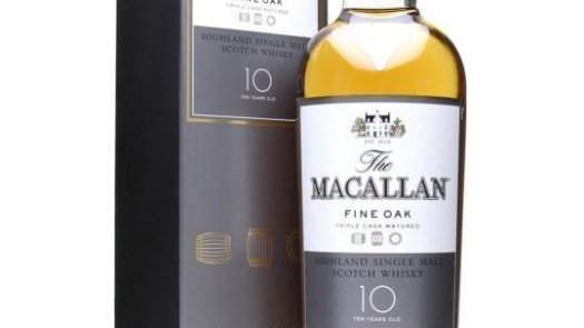 Macallan Fine oak 10 jaar 0.7 Ltr