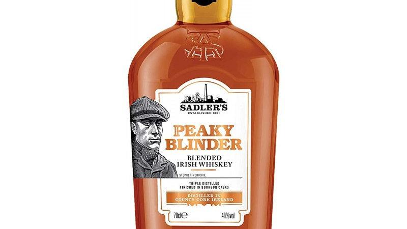 Peaky Blinder Irish Whiskey 0.7 Ltr