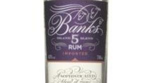 Banks 5 Rum 0.7 Ltr