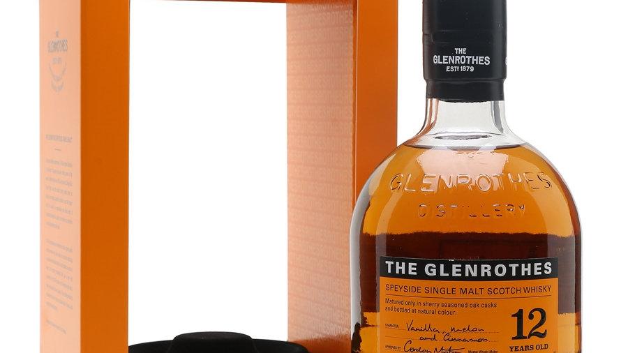 Glenrothes 12 jaar 0.7 Ltr