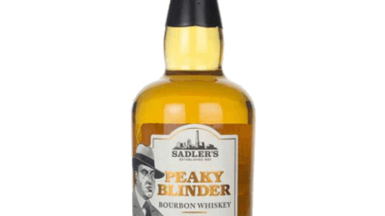Peaky Blinder Bourbon Whiskey 0.7 Ltr