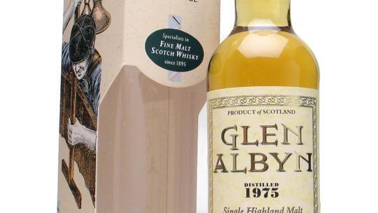 Glen Albyn 1975 Gordon & Macphail 0.7 Ltr