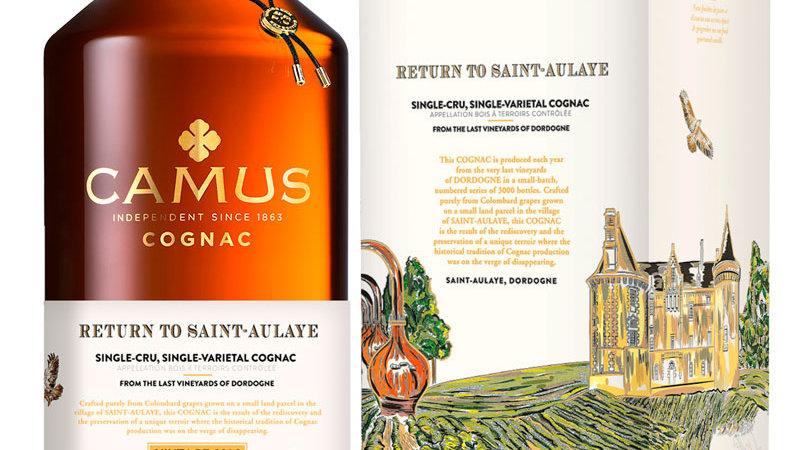 Camus St Aulaye Cognac 0.7Ltr
