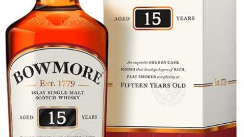 Bowmore 15 jaar 0.7 Ltr