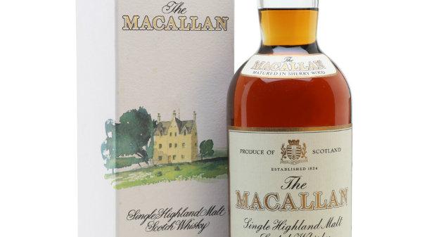 Macallan Sherry Cask 10 jaar 0.7 Ltr